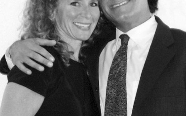 Susan Beiner and Nevin Heitner