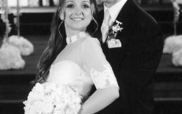 Natalie and Danny Bachman