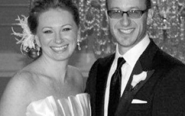Irina and Corey Bobker
