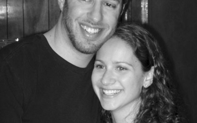 Josh Ravitz and Dena Goldstein