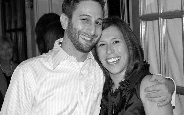 Brian Pollack and Rebecca Hoffmann