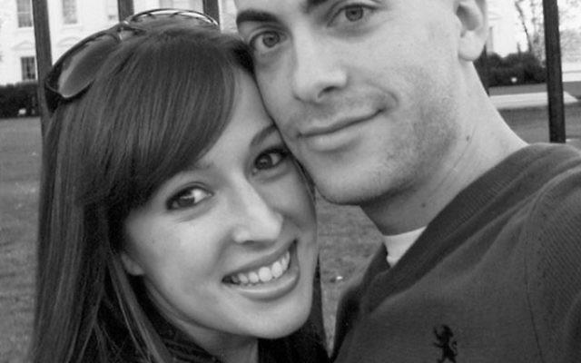Lauren Winiker and Michael Kaplan