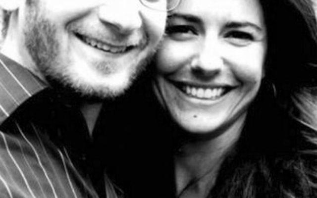 Daniel Nachimson and Dana Kochnower