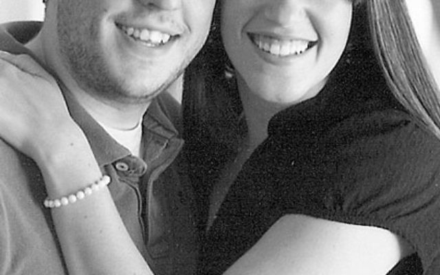 Scott Flood and Laura Kornbluh
