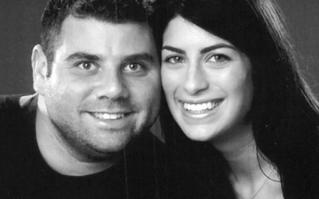 Michael Schoenfeld and Shelby Krelenstein