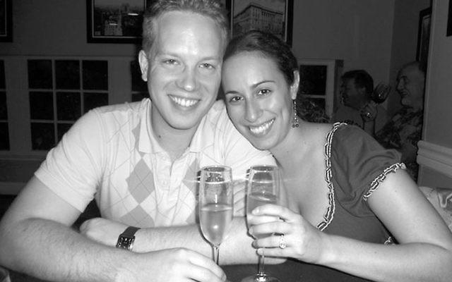 Joshua Horsch and Melissa Wertheimer
