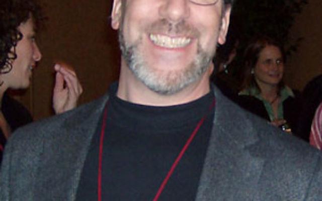 Playwright Seth Rozin