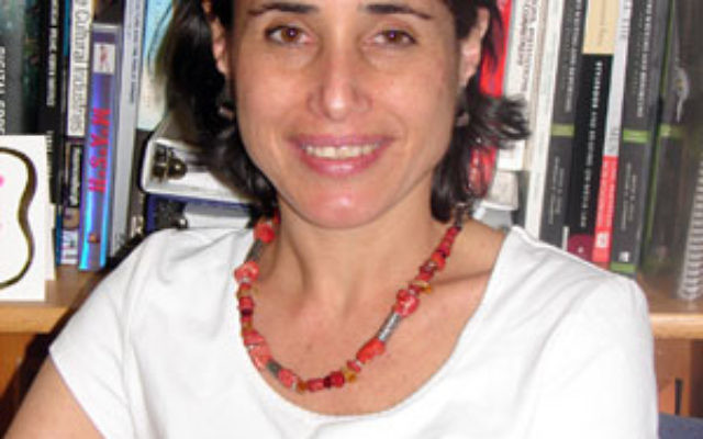 Filmmaker Judy Maltz.