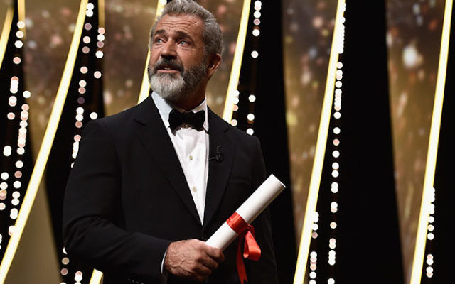 Mel Gibson at the 69th Cannes Film Festival in Cannes, France, May 22, 2016. (Pascal Le Segretain/Getty Images)