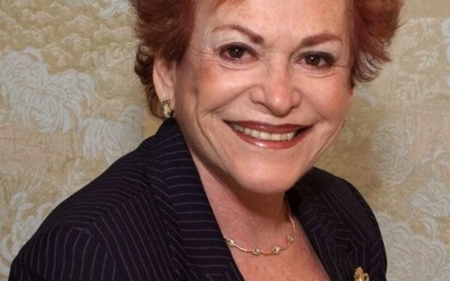 Former Monmouth federation president Wendy Marks has been chosen to receive Lion of Judah's Kipnis-Wilson/Friedland Award.