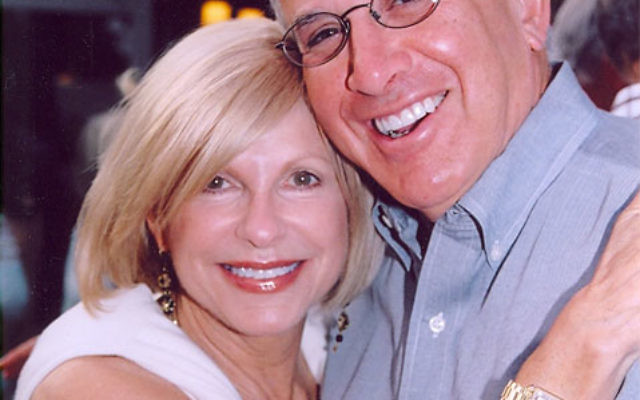 Vicki and David Portman will be recognized for their more than two decades of support of JF&CS.