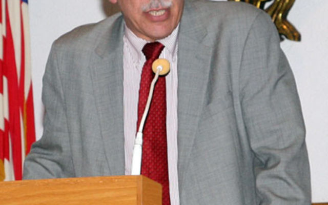 Peter Black, senior historian at the U.S. Holocaust Memorial Museum