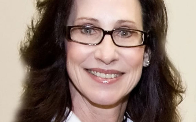 """Paula Saginaw, MetroWest's new UJA Campaign chair, says she's confident the organization will meet its """"ambitious goal."""""""
