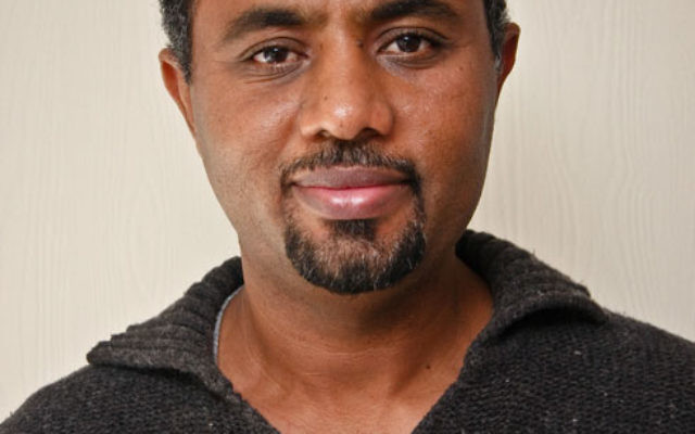 """Yohannes Bayu says that """"by treating its refugees in a proper way, Israel would gain in international respect."""""""