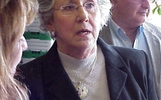 Holocaust survivor Maud Dahme will be the speaker at the first program of the revived Randolph Interfaith Council.