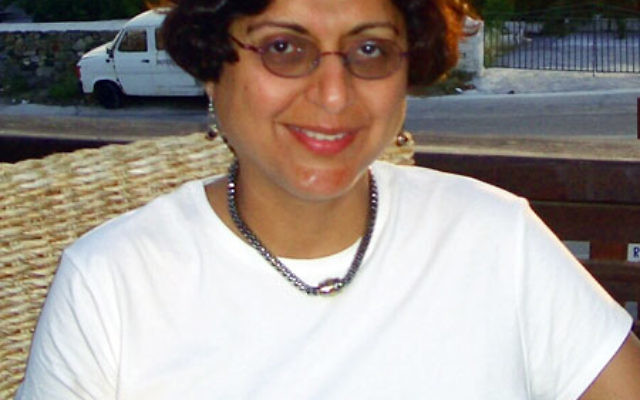 Author and journalist Thrity Umrigar will address the Rachel Coalition's annual Women to Women Luncheon on Oct. 12. Photo courtesy Thrity Umrigar