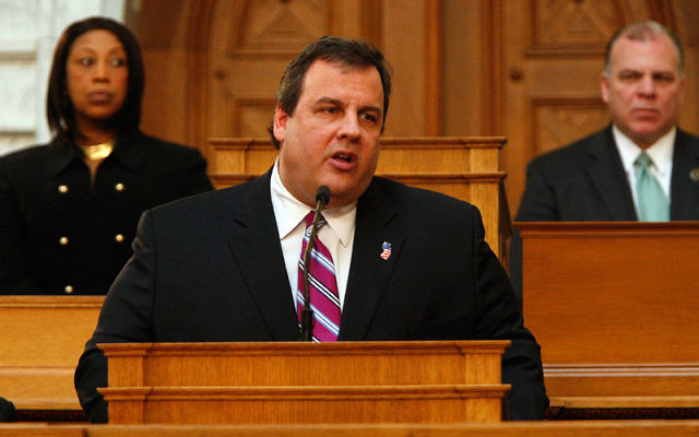 In his address at the Statehouse in Trenton on March 16, Gov. Chris Christie proposed a 2011 state budget that would feature broad cuts but preserve safety net services for seniors and the poor.