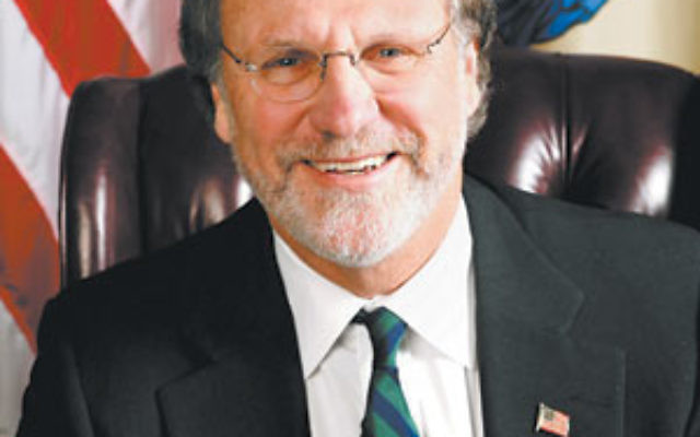 Former Gov. Jon Corzine will be honored at Rutgers Hillel's annual gala on March 23.