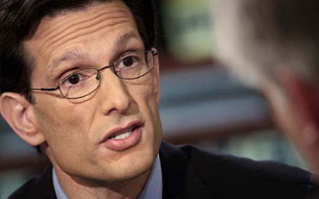 A historic Republican sweep of the U.S. House of Representatives on Tuesday has propelled Rep. Eric Cantor (R-Va.), the minority whip, to the verge of becoming the next House majority leader. Photo courtesy http://republicanwhip.house.gov