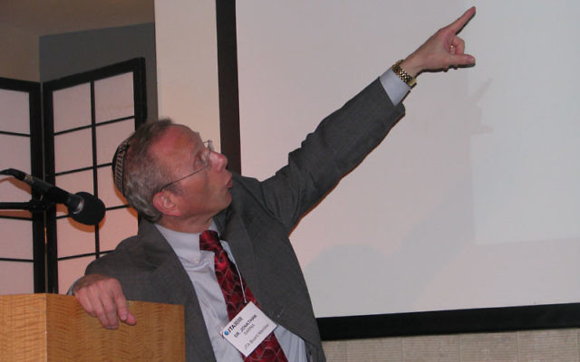 Brandeis University professor Jonathan Sarna points out major news stories first reported on by JTA since World War I.