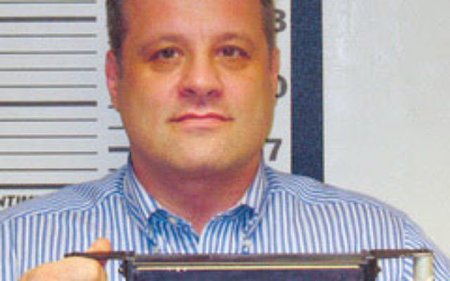 Hal Turner, under arrest in Connecticut for allegedly threatening the lives of two state legislators