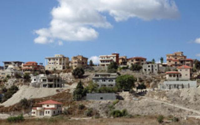 Israeli village