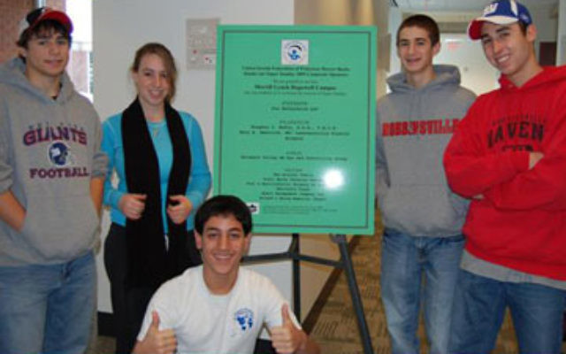 Local teens came to lend a hand at last year's Princeton Mercer Bucks Super Sunday.
