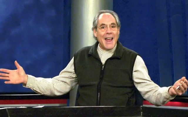 "Robert Klein will do his ""shtick"" to benefit the Solomon Schechter Day School of Raritan Valley."