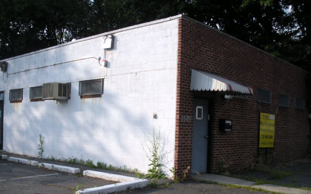Congregation Ahavas Yisrael has launched the SOS campaign to buy the building it currently rents in Edison after a group of investors made a cash offer to buy the land to build a strip mall. Photo courtesy Congregation Ahavas Yisrael