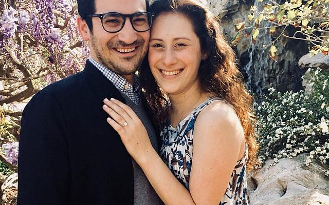 Eric Weil and Rina Cohen
