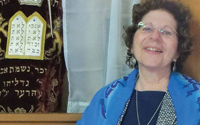 """""""Few people are resistant to stories,"""" said Rabbi Debra Smith of Congregation Ohr Ha Lev, who will receive ordination in Jewish storytelling."""