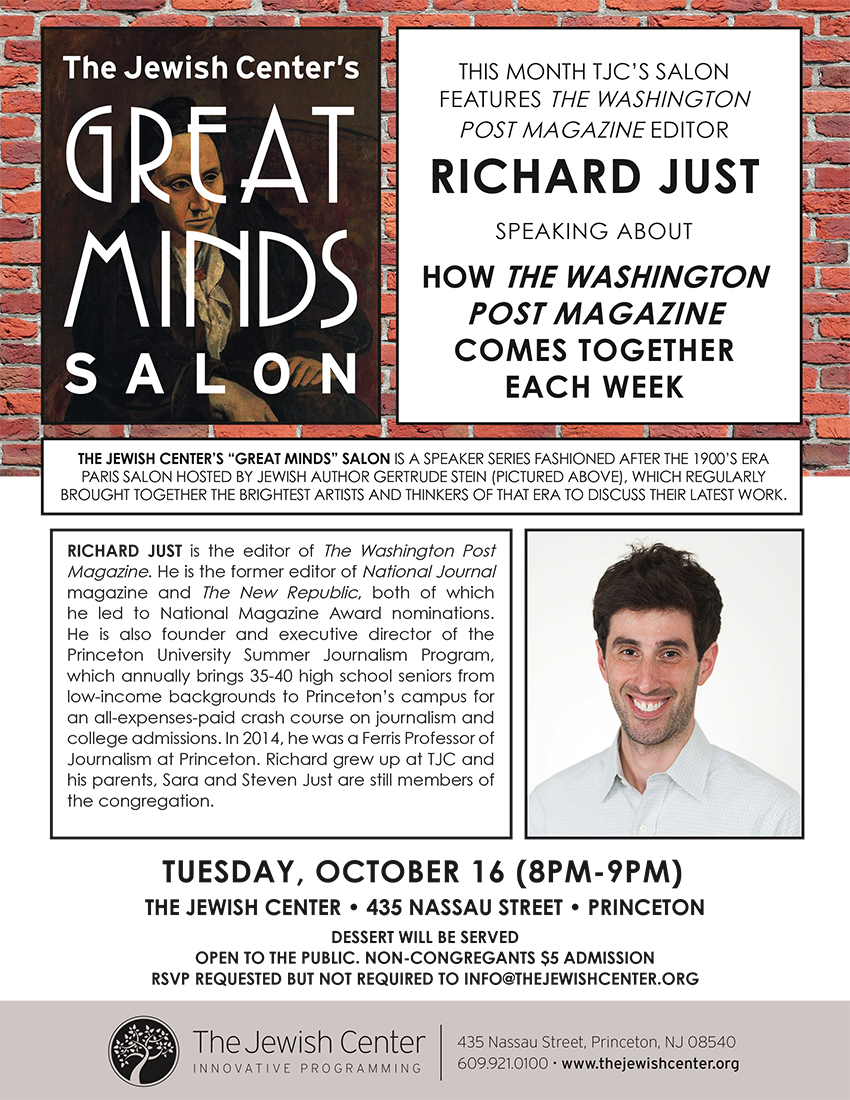 TJC-GreatMinds-Richard-Just-Oct