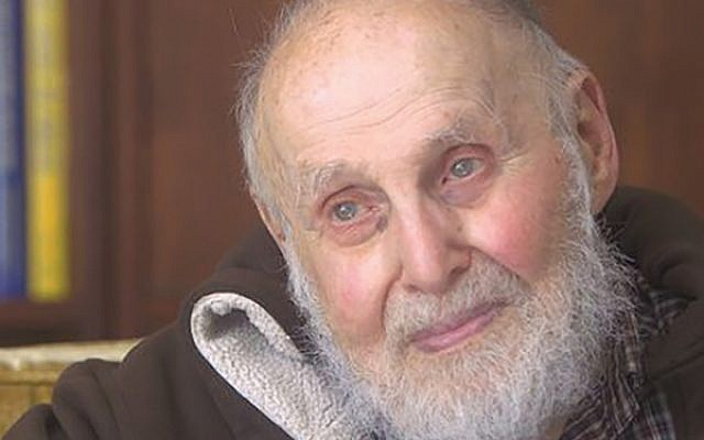 Dr. Arthur Ashkin of Rumson, the winner of the 2018 Nobel Prize for Physics, at age 96 is the oldest Nobel laureate in history. Photo by Brian Johnson/Asbury Park Press