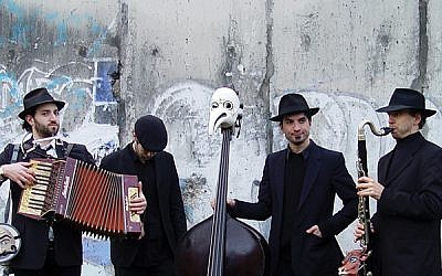 Daniel Kahn and The Painted Bird