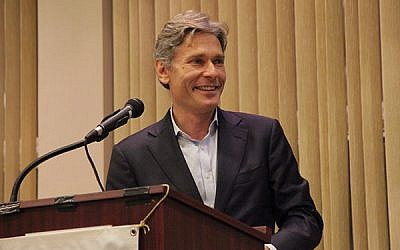 Democrat Tom Malinowski, Dist. 7 candidate for Congress. Photo courtesy David Thomas