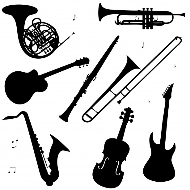musical-instruments-clipart