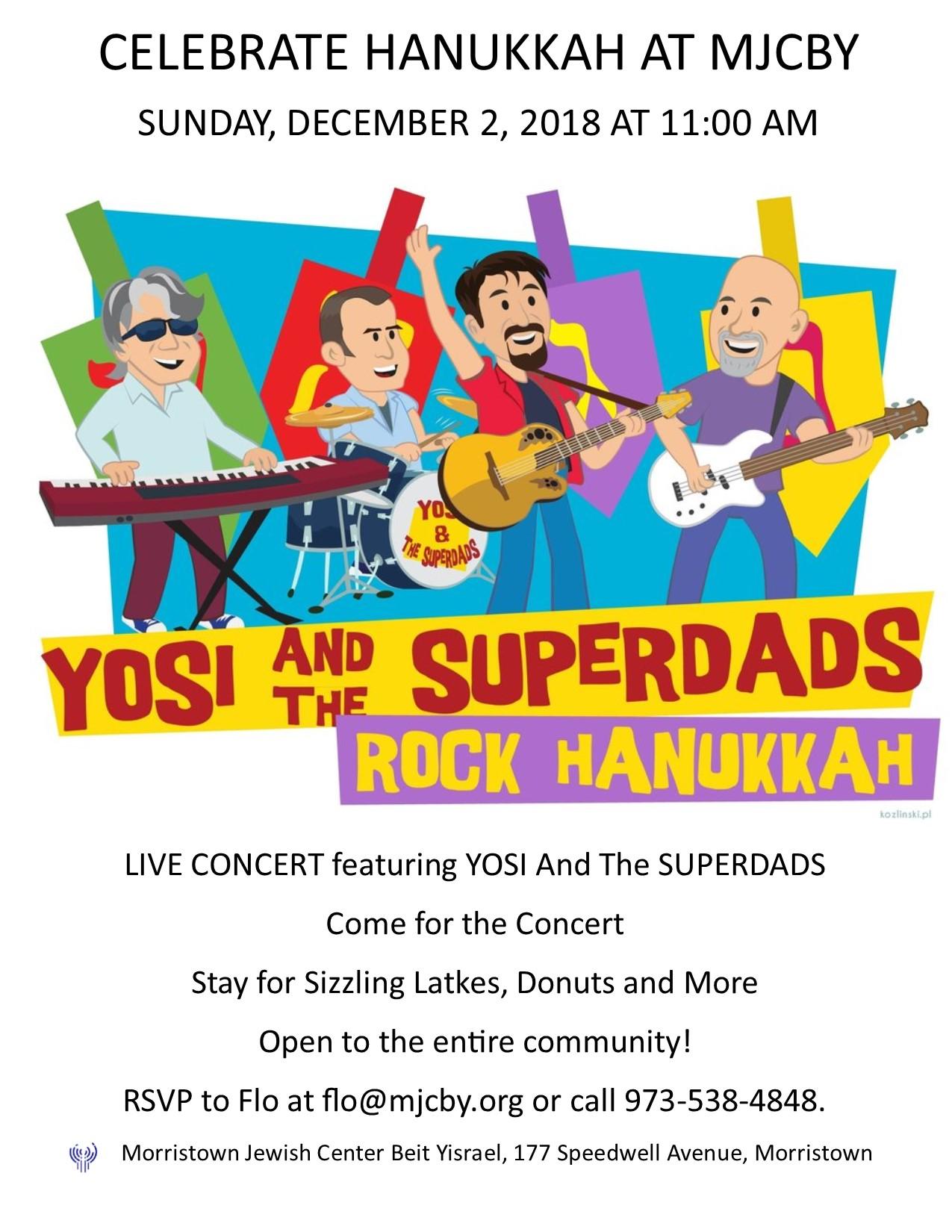 Hanukkah-Superdads