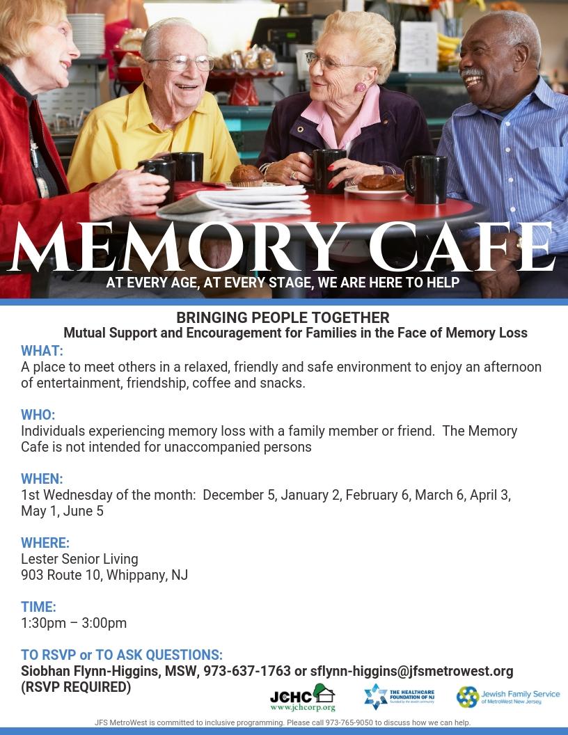 Memory-Cafe