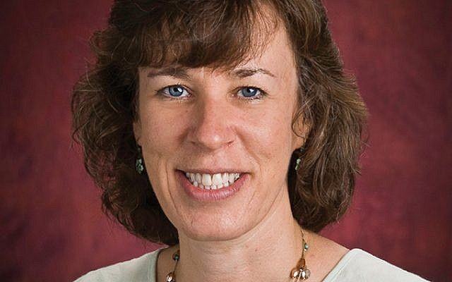 Jenny Mandelbaum, a communications professor and cochair of J-FAS
