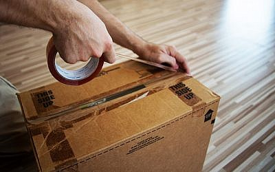 Illustrative image of packing boxes. Flickr CC/fantastic-removals.co.uk