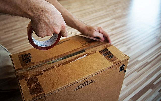 Illustrative image of packing boxes. Flickr CC/fantastic-removals.co.uk