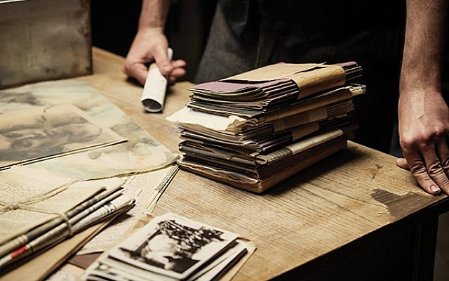 With mass deportations shredding the Ghetto, the Oyneg Shabes underground prepared thousands of documents for burial, items illuminating the Ghetto experience to an unknown future.  Anna Wloch