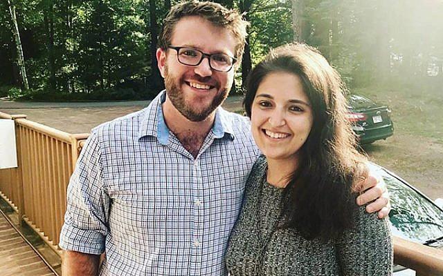 Jeremy Fineberg and Heather Kesselman
