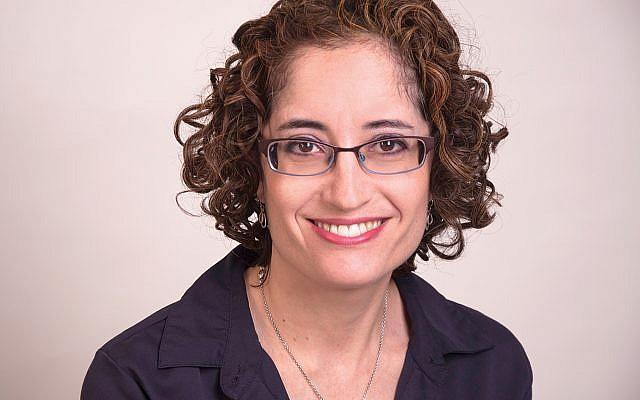 "Michelle Tattenbaum, director of Luna Stage's new show, ""Roan @ The Gates."""