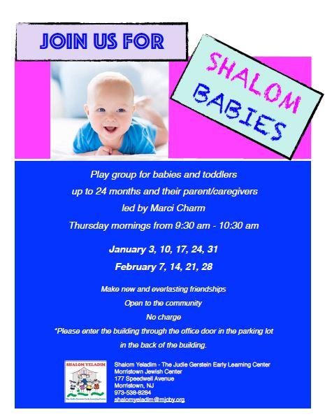 Shalom-Babies