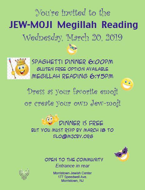 Megillah-reading