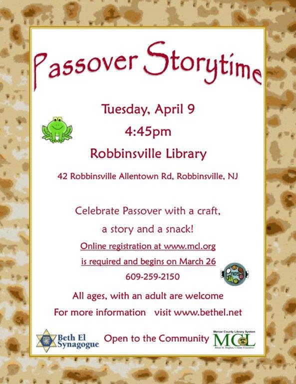 4.9.19.Robbin-LibrPassover-Story-Time-2019