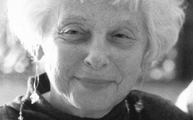 Shirley Blitzer
