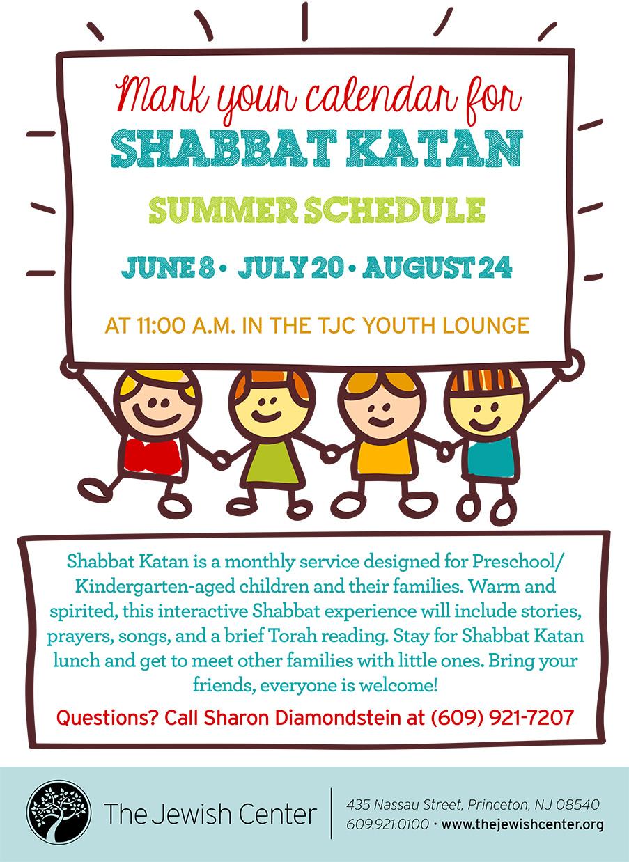 ShabbatKatan 2019 Summer