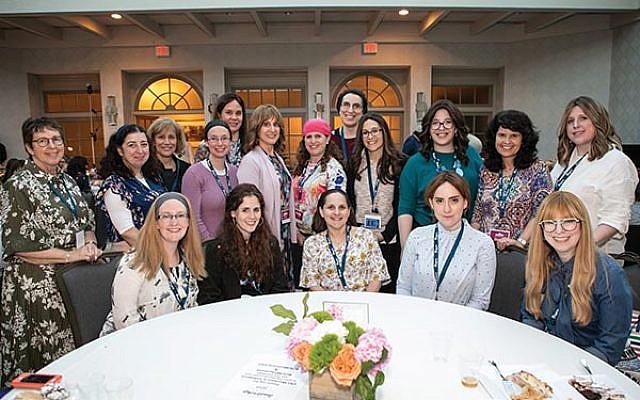 N.J. attendees at the 2019 Leadership Summit.
